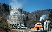 日本の地熱発電所