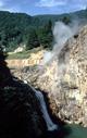 岩手県(雫石町)鳥越の滝
